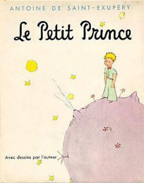 libro le prince de la le petit prince 1943 saint exupery