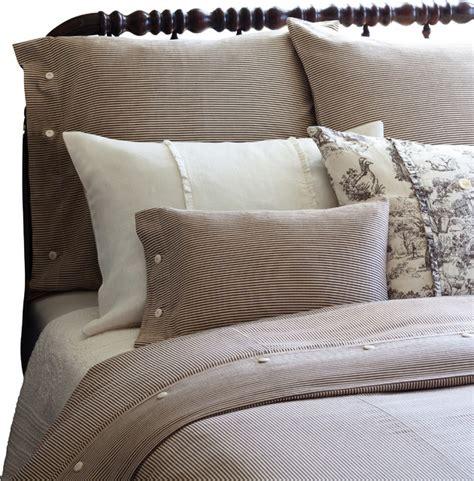 best linens farmhouse stripe twin duvet cover traditional duvet