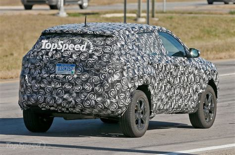 Jeep C Upcoming Jeep C Suv Spotted Is This The One Which Will Be