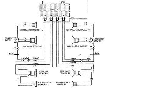 pa speaker car audio wiring diagram pa wiring diagram
