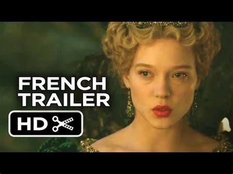 lea seydoux official site download beauty and the beast official french trailer 2