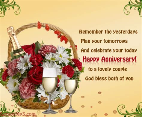 greeting words for wedding anniversary happy anniversary friend happy anniversary
