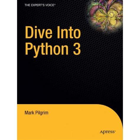 dive into python dive into python 3