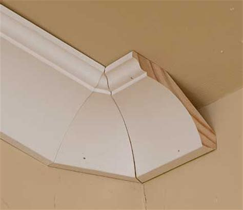 crown molding cuts on cathedral ceilings home pinterest