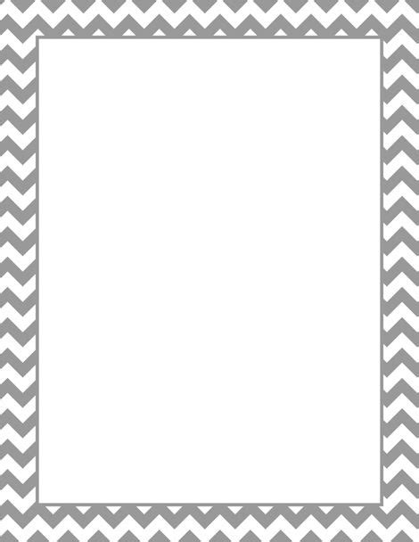 Chevron Borders Template Www Pixshark Com Images Chevron Border Template