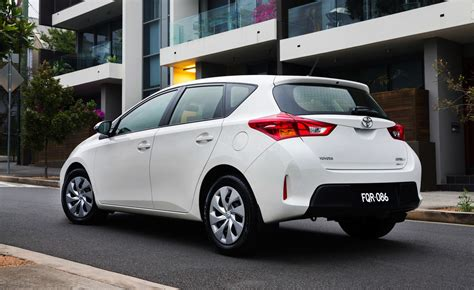 Types Of Toyotas by 2012 Toyota Corolla Review And Road Test Caradvice