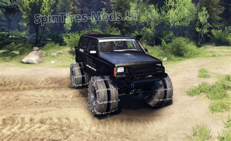 Jeep Modification Parts Jeep Xj V 1 3 Spintires Mods