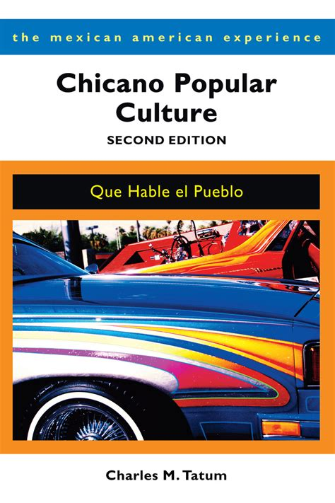 themes in chicano literature new book chicano popular culture 2nd ed by charles