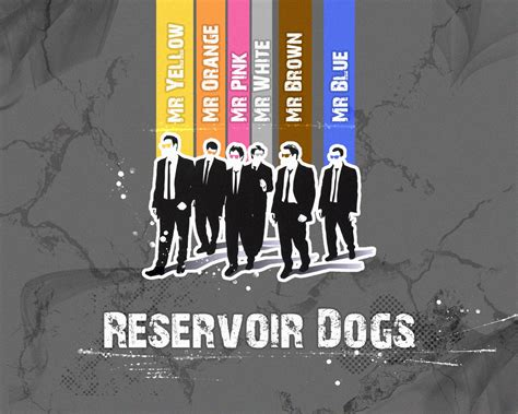 resivour dogs reservoir dogs 1992