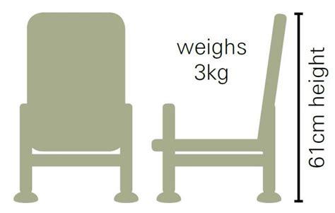 Lite Chair by Korum Supa Lite Chair 163 54 99