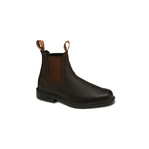 blundstone blundstone 062 chelsea leather stout brown n11