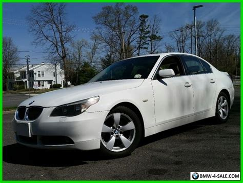 2006 bmw 5 series i for sale in united states