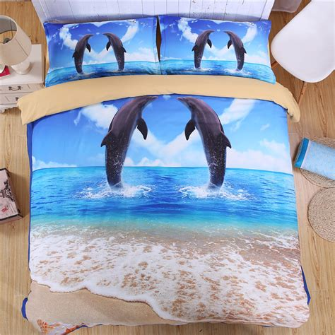 dolphin bedding dolphin bedding promotion shop for promotional dolphin bedding on aliexpress com