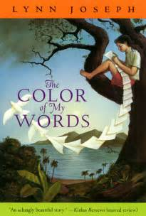 april s book the color of my words