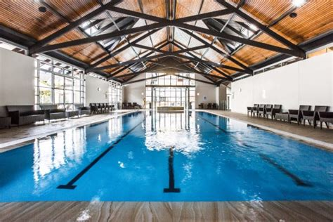 indoor heated pool fairmont resort blue mountains mgallery collection