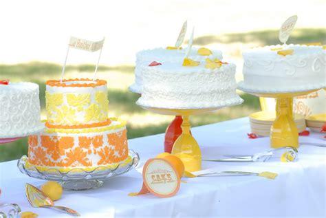 pretty diy wedding cake stand one stylish bride