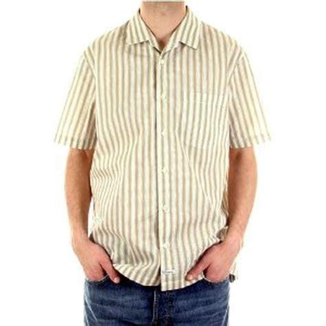 cp company shirt mens sleeve striped shirt cp2950