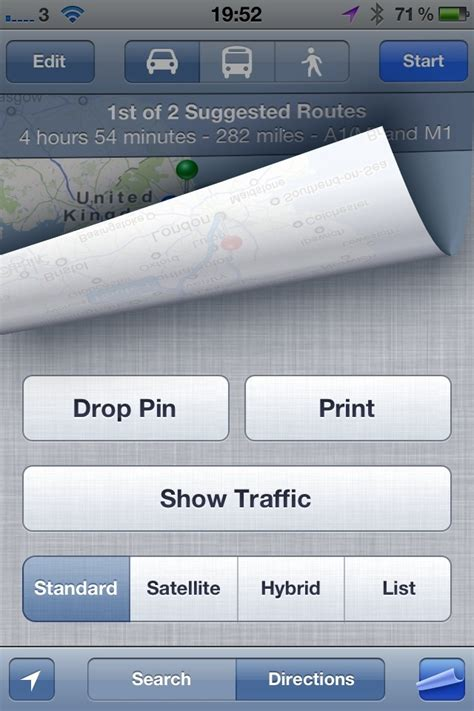 print driving directions ipad daily tip how to print out driving directions from the
