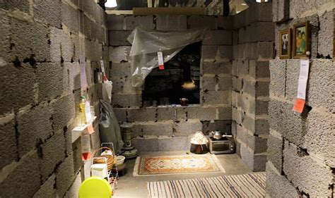 Ikea Syrian Refugees | syrian home built inside ikea store shows the awful