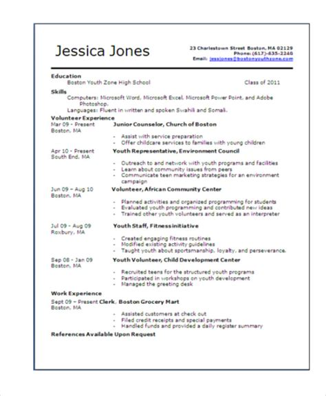Cv Maker Creates Beautiful Resumes Online For Free