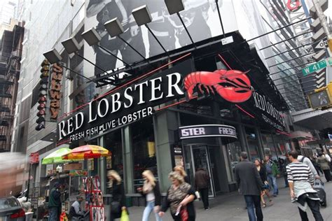 Olive Garden Locations Nyc by Lobster To Be Split From Darden S Empire The New