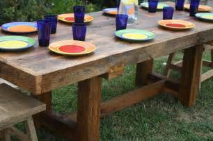 ideas rustic wood tables your custom made rustic reclaimed barn wood by timelessjourney