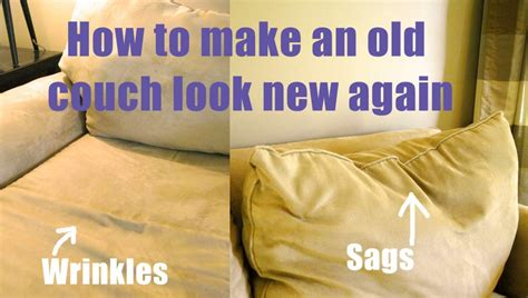 how to make sofa cushions how to make an old couch new again for 10 living rich