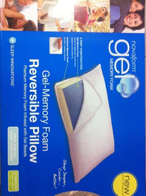Novaform Gel Pillow by Gel 171 Adriancrowe