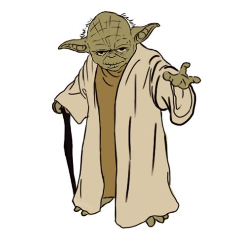 Drawing Yoda by Wikihow To Draw Yoda From Wars Via Wikihow