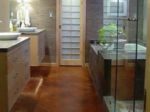 ideas for bathroom flooring bathroom flooring options hgtv