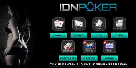 daftar situs idn poker terpercaya daftar poker situs idn poker agen poker