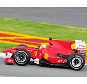 F1 Car Cartoon Ferrari Massa By P3P70 On DeviantArt