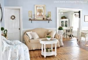 farmhouse style living room take a tour of my cottage style farmhouse town country