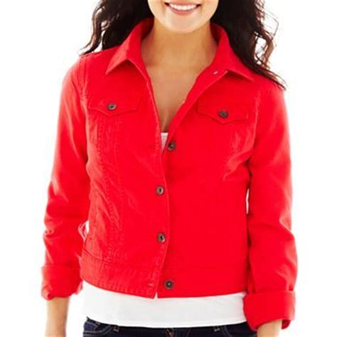Try A Brightly Coloured Jacket For by 13 Best How To Wear Denim Jackets Images On