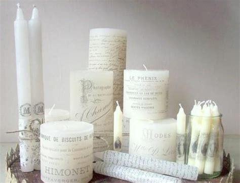 candele decorative candele decorative paperblog