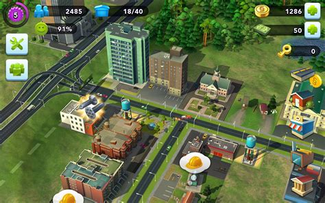 image gallery simcity android
