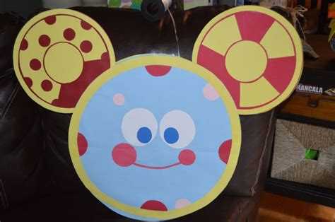 Mickey Mouse Clubhouse Where Is Toodles mickey mouse clubhouse toodles floating sign decoration