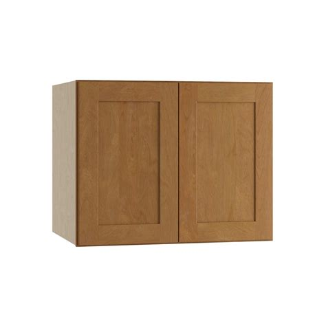 Home Depot Kitchen Wall Cabinets by Home Decorators Collection Hargrove Assembled 30x24x24 In