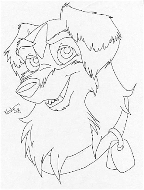 australian shepherd coloring page dog breeds picture