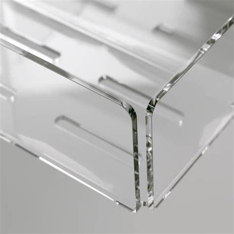 box doccia plexiglass mensola box doccia a stella in plexiglass disponibile