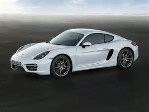 Porsche Cayman Safety Rating New 2016 Porsche Cayman Price Photos Reviews Safety