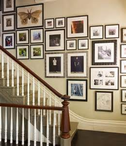 Staircase Wall Decor by Decorating Your Staircase With Eye Catching Artwork