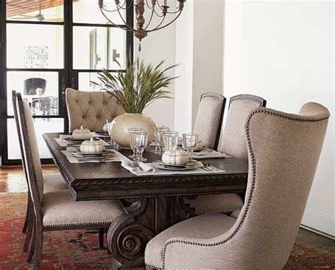 Design For Wingback Dining Room Chairs Ideas Dining Room Ideas Design Inpiration