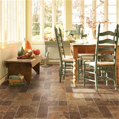 Dining Room Flooring Ideas Dining Room Areas Flooring Idea Naturals 174 Socorro Slate By Mannington Vinyl Flooring
