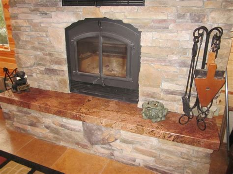 Granite For Fireplace Hearth paramount granite 187 edges