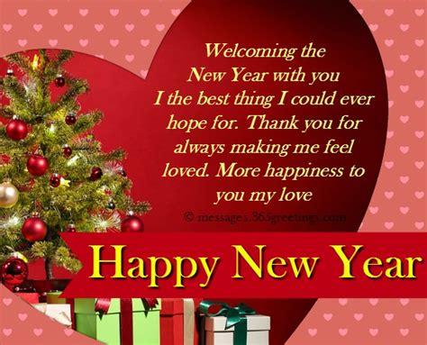 year wishes  boyfriend greetingscom