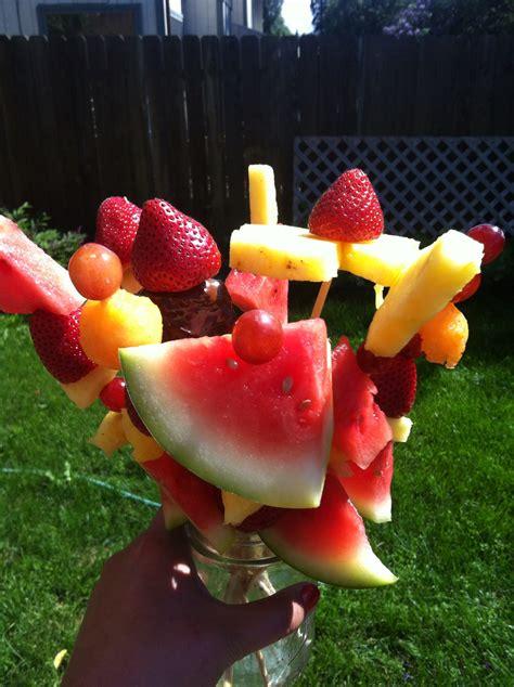 fruit arrangements diy fruit bouquets diy edible arrangement tutorial salmon