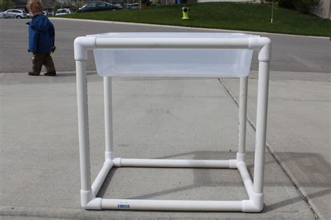 table pvc water table