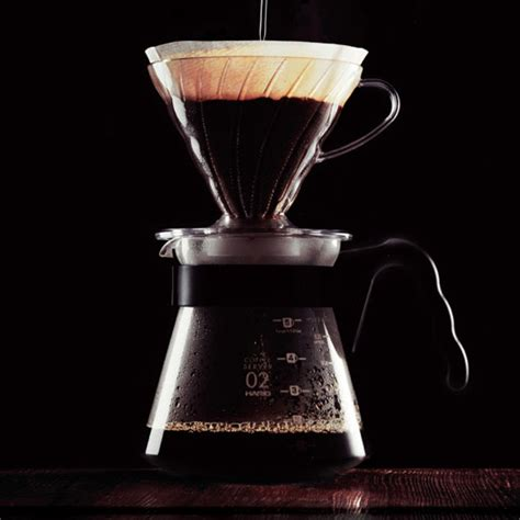 Diskon Hario V60 Vcs 02b Black Coffee Server 700 Ml v60 pour kit brew district