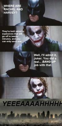 Dark Knight Joker Meme - dark knight 4 pane know your meme